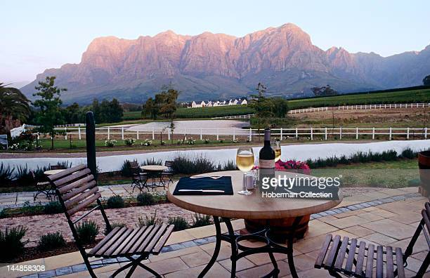 Cape Wine Route Stellenbosch Western Cape