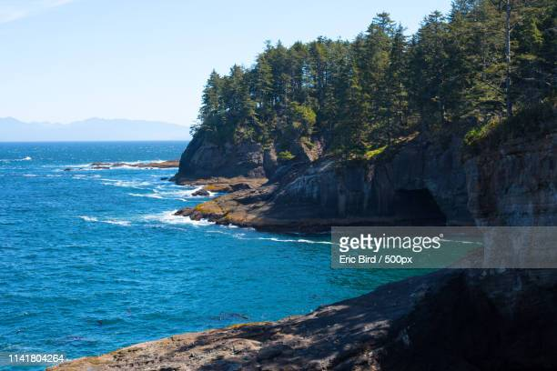 cape-flattery - cape flattery stock photos and pictures