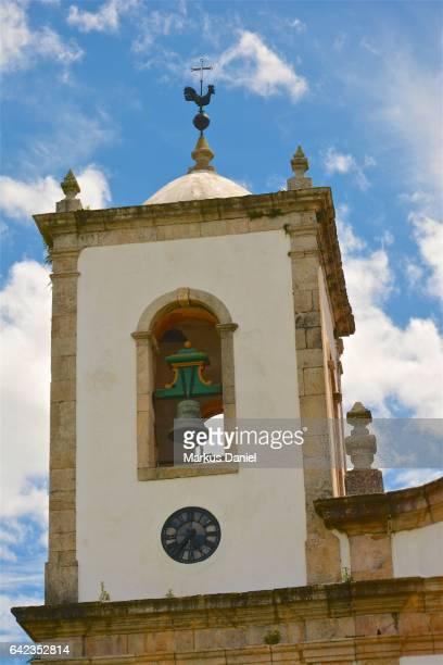 Capela de Santa Rita in Town of Paraty, Rio de Janeiro