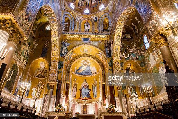 Capella Palatina in Palermo Italy