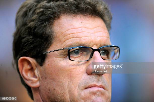 Capello Fabio Fussball Trainer Nationalmannschaft England Italien