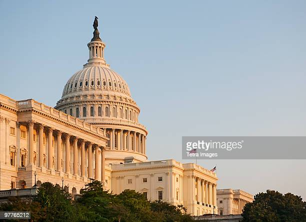 capital building - washington dc stock pictures, royalty-free photos & images