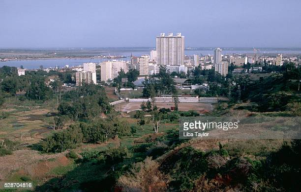 capital city of mozambique - maputo city stock pictures, royalty-free photos & images