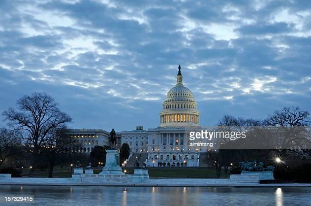 Capital Hill at Dawn