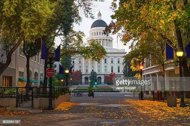 Capital in the Fall