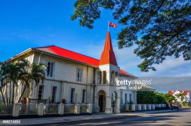 capital of tonga - tonga stock pictures, royalty-free photos & images