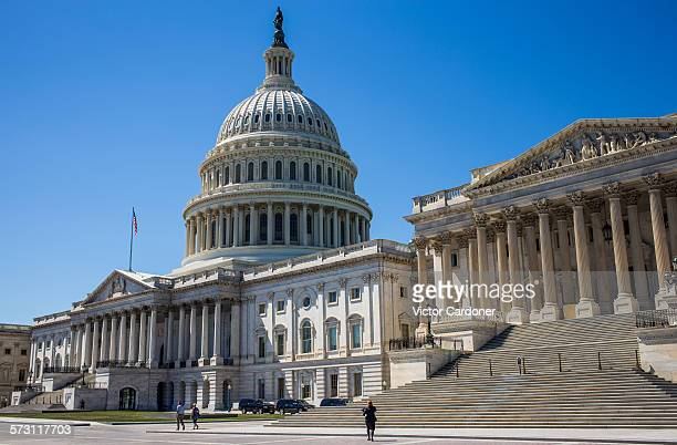 US Capitol and US Senate