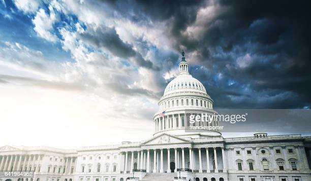 capitol building in washington dc - capitol hill stock pictures, royalty-free photos & images