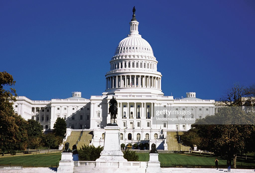 U.S. Capitol Building in Washington, D.C., USA : Stock Photo
