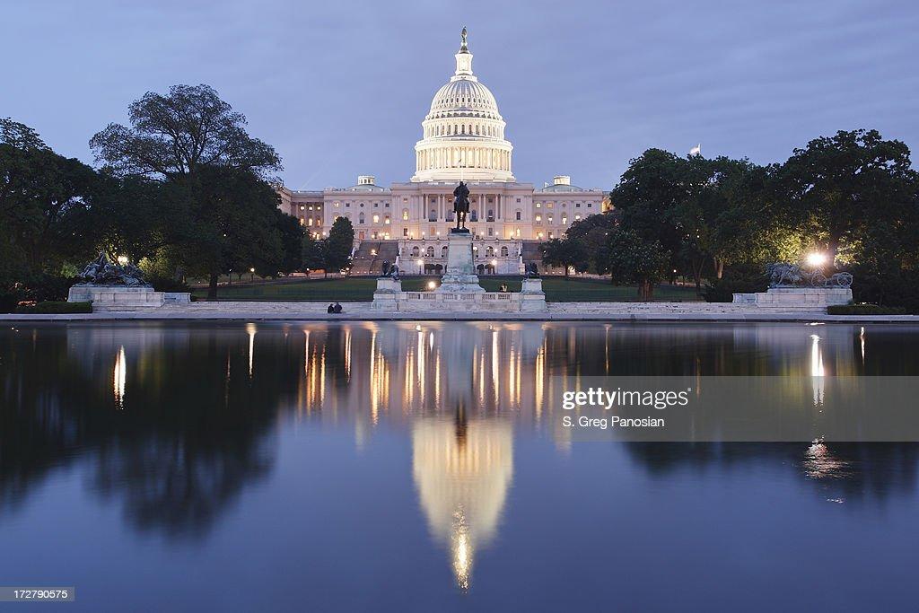Capitol Building : Stock Photo