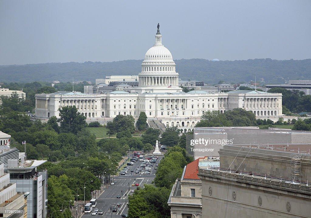US Capitol Building : Stock Photo