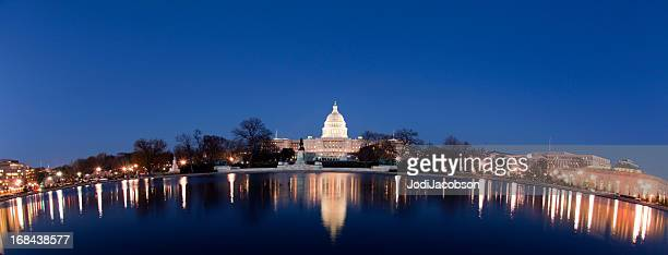 Capitol Building reflecting pool