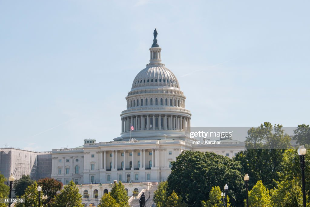 Capitol Building, Washington DC : Stock Photo
