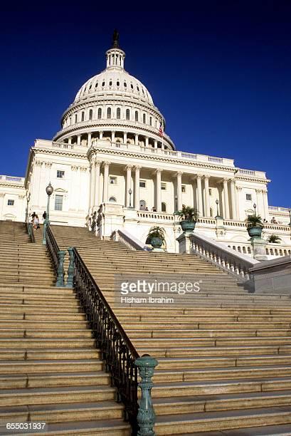 US Capitol Building, Washington DC, USA.