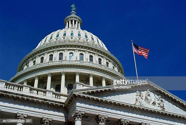 capitol building, washington, usa - capitol hill stock pictures, royalty-free photos & images