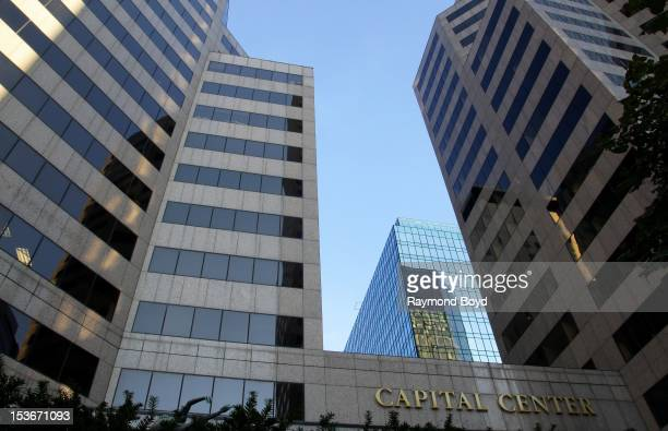 Capitol Center in Indianapolis Indiana on SEPTEMBER 28 2012