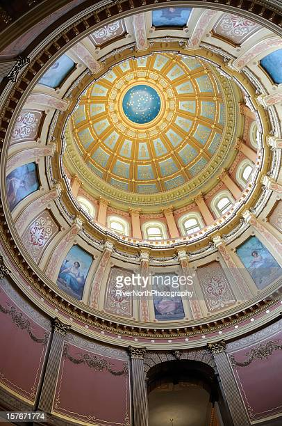 Capitol Dome, Lansing Michigan