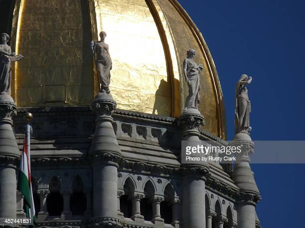 capitol dome - コネチカット州ハートフォード ストックフォトと画像