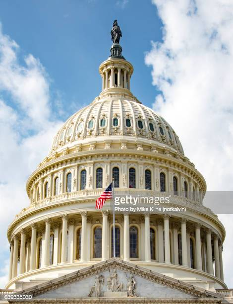 capitol dome - capital cities stock photos and pictures