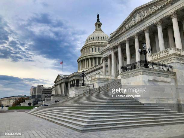 u.s. capitol in washington, dc - house of representatives stock pictures, royalty-free photos & images