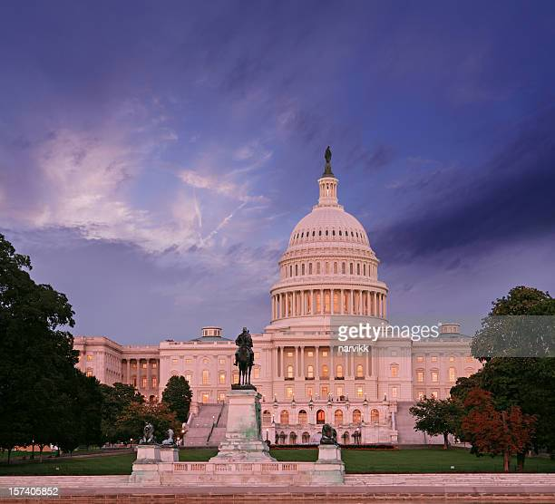 us capitol in washington dc, usa - neo classical stock pictures, royalty-free photos & images