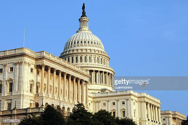 us capitol - national landmark stock pictures, royalty-free photos & images