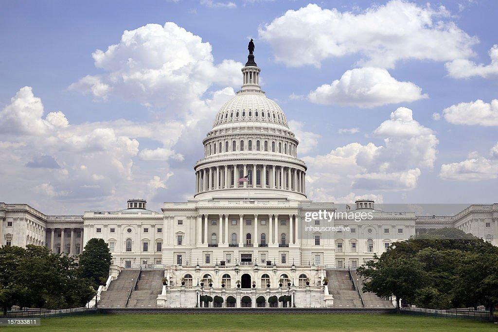 米国国会議事堂 : ストックフォト