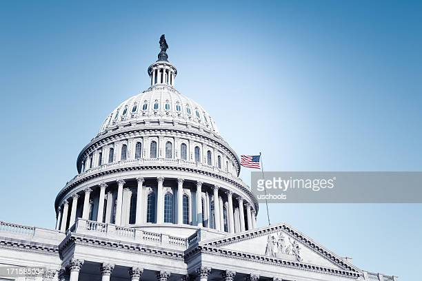 us capitol - politics concept stock pictures, royalty-free photos & images