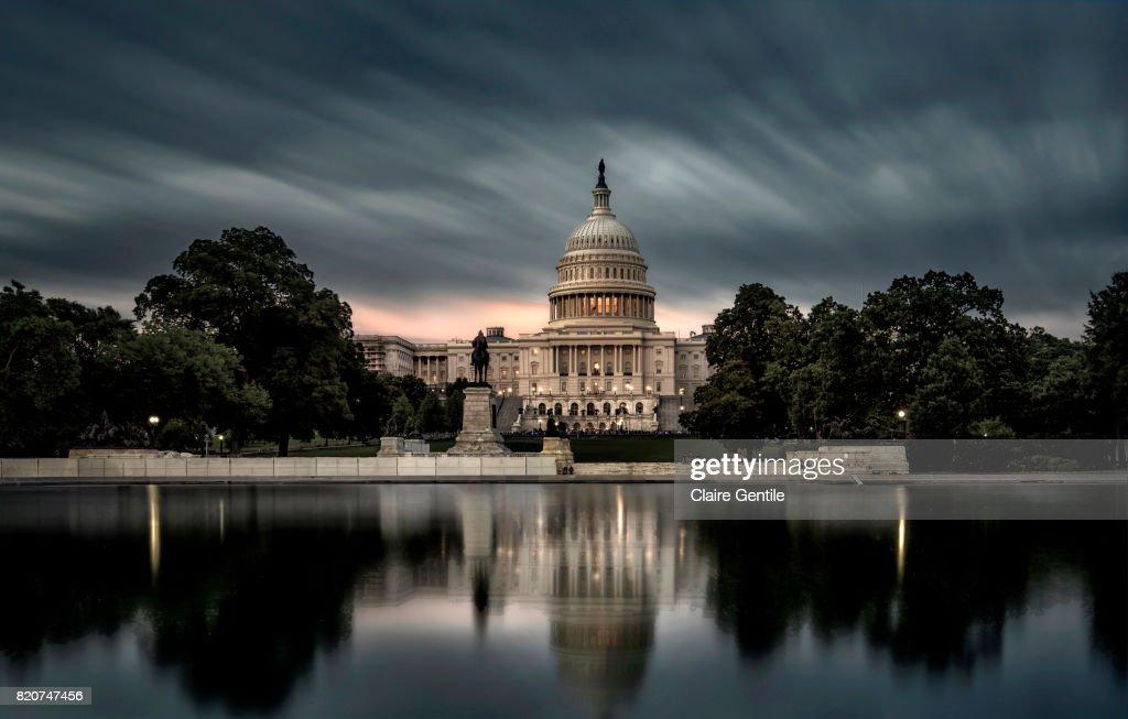 US Capitol : ストックフォト