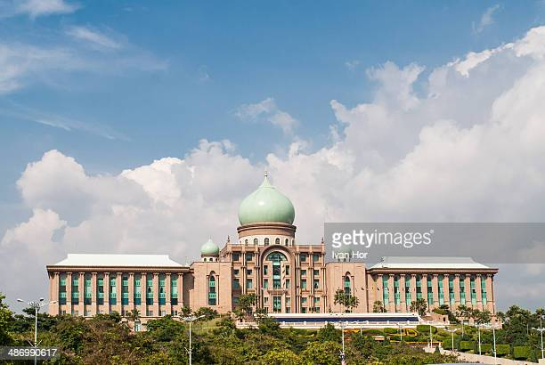 capitols - putrajaya stock photos and pictures