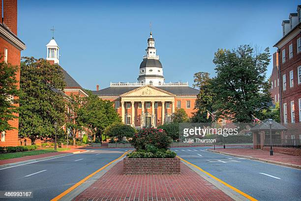 capitols - annapolis stock pictures, royalty-free photos & images