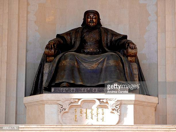 capitols - genghis khan stock pictures, royalty-free photos & images