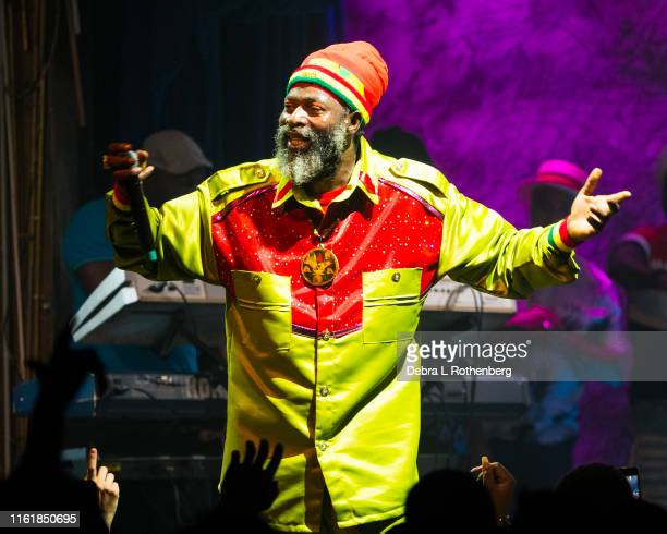 Capleton performs live in concert at Sony Hall on August 15, 2019 in New York City.