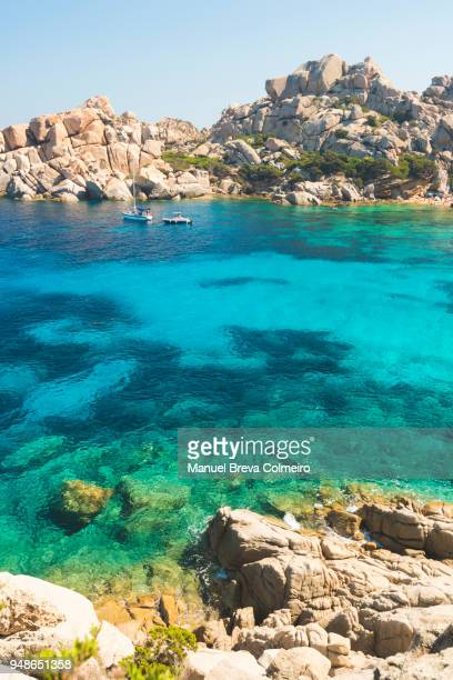 capo testa, sardinia, italy - sardinia stock pictures, royalty-free photos & images