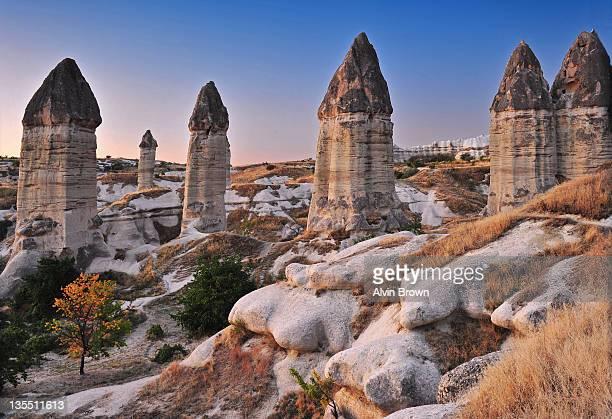 Cappadoccia rock formations