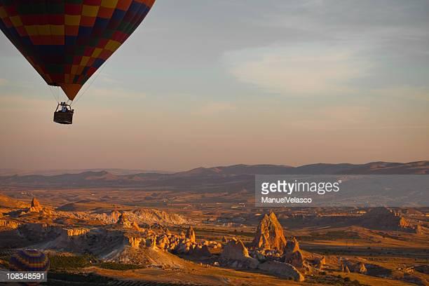 cappadocia desde el cielo