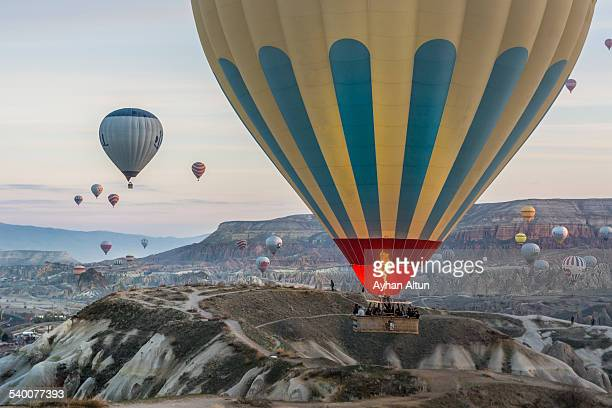 Cappadocia Hot Air Ballooning in Nevsehir, Turkey