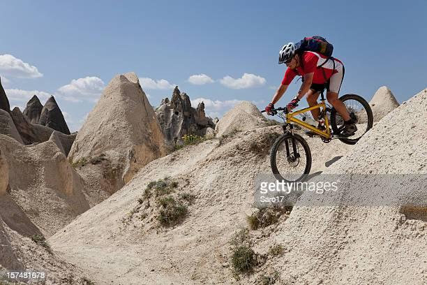 Cappadocia off road biking, Turkey