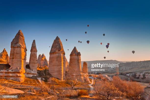 cappadocia, turkey - cappadocia stock pictures, royalty-free photos & images