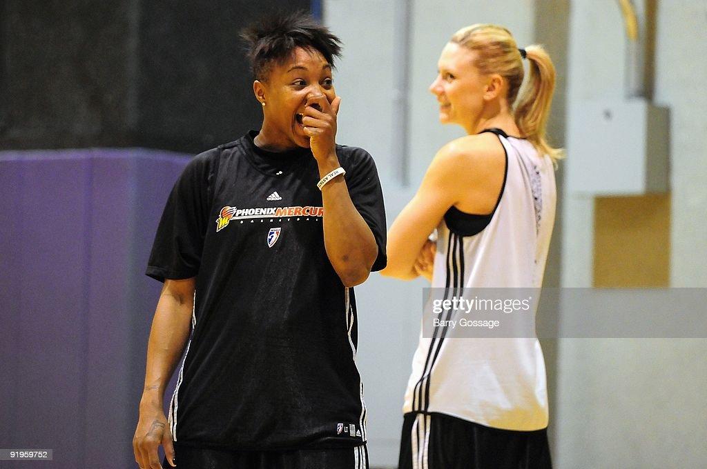 WNBA Finals Media Availability