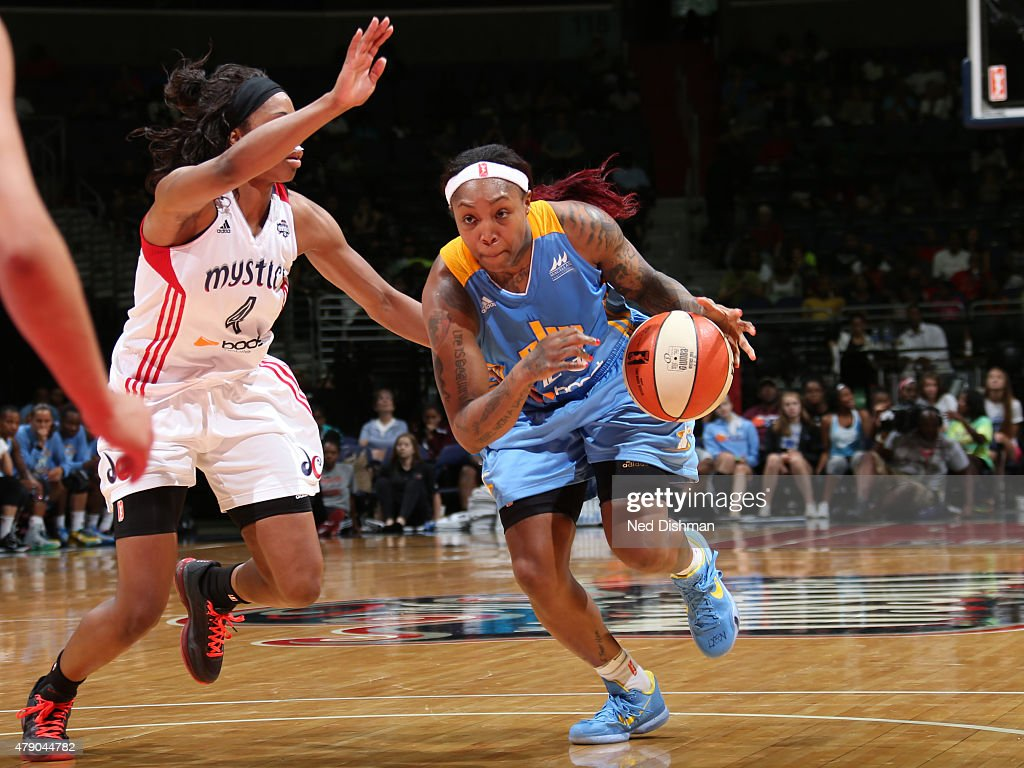 Chicago Sky v Washington Mystics : News Photo