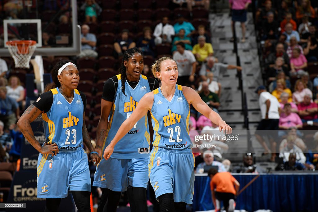 Chicago Sky v Connecticut Sun