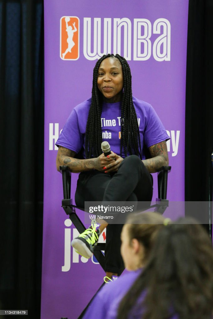 Her Time To Play Women's History Month Event : News Photo