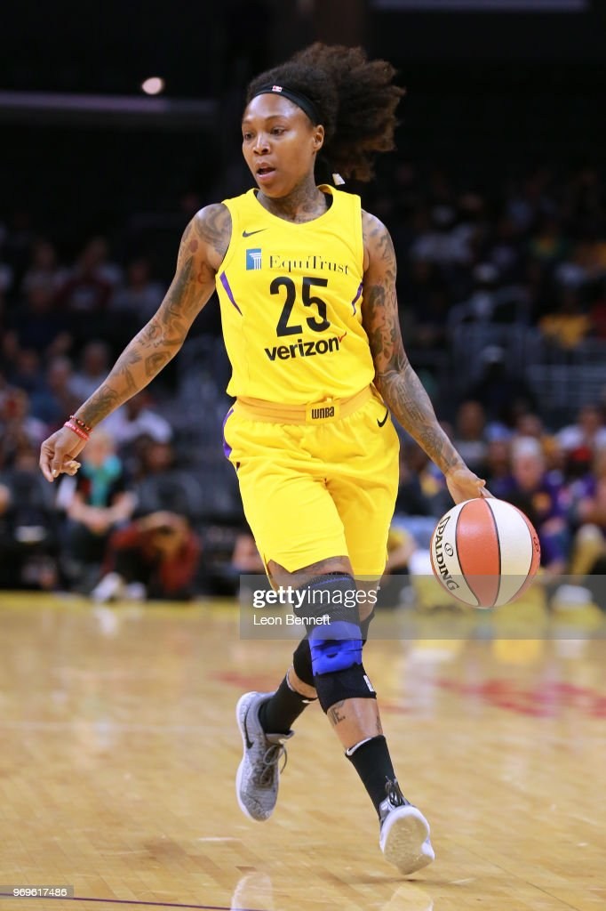 Seattle Storm v Los Angeles Sparks : News Photo