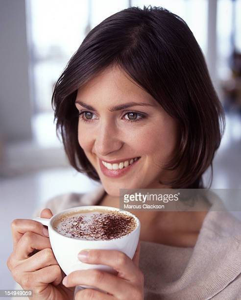 Cappuccino Girl