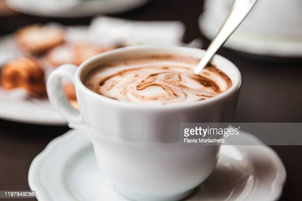 cappuccino - mocha stock pictures, royalty-free photos & images