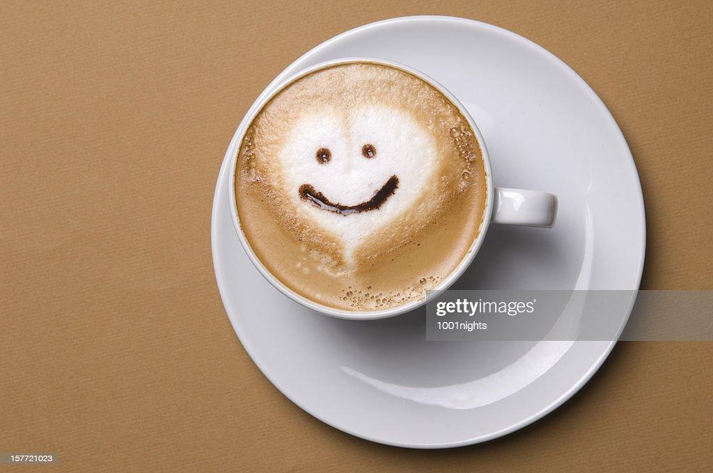 Cappuccino : Stock Photo