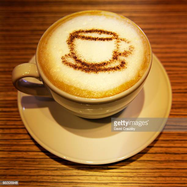 cappucino - crausby stock pictures, royalty-free photos & images