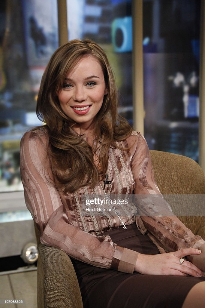 AMERICA - Capri Anderson, the woman who was found in actor Charlie Sheen's hotel room the morning of his arrest last month, speaks out on 'Good Morning America,' 11.22.10, airing on the ABC Television Network. (Photo by Heidi Gutman/ABC via Getty Images) CAPRI