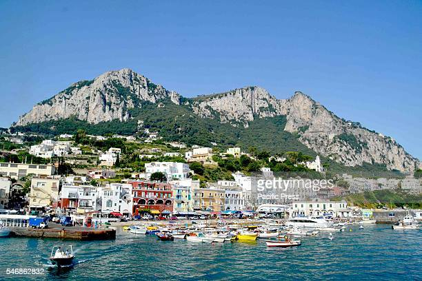 Capri is one of the most beautiful islands of Campania It is located in the province of Naples and is called 'island of idleness' It is among the...